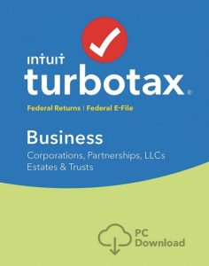 Turbotax Business 2017 For Windows